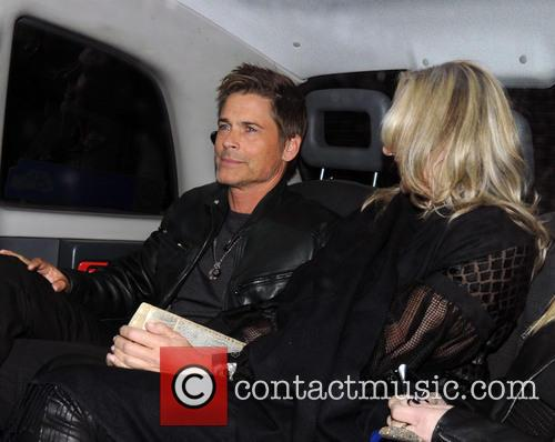 rob lowe celebrities at chiltern firehouse 4245207