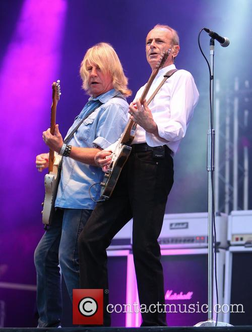 Francis Rossi and Rick Parfitt 9