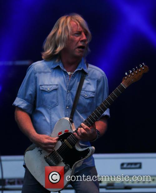 Rick Parfitt, Donnington Park, Download Festival