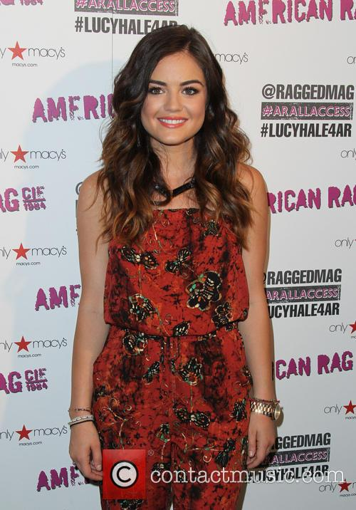 Lucy Hale 9