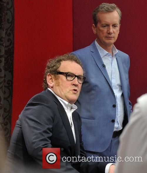 Colm Meaney and Frank Skinner 3