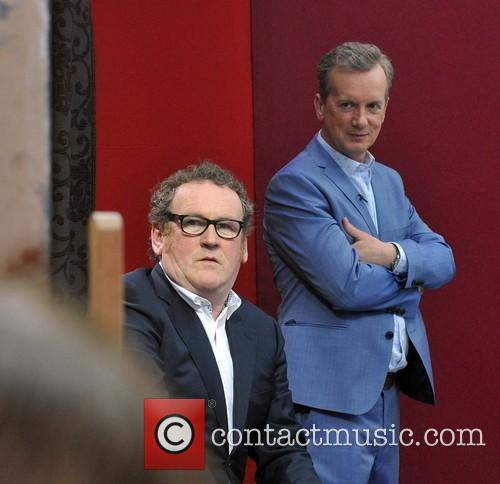 Colm Meaney and Frank Skinner 4