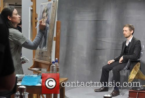 Sky Arts HD Portrait Artist of the Year...