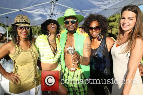Bishop Don Magic Juan's Father's Day BBQ and...