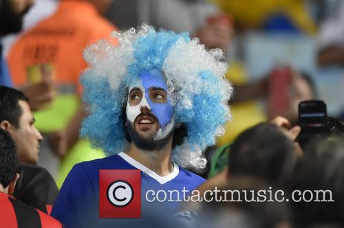 FIFA 2014 World Cup - Argentina v Bosnia...