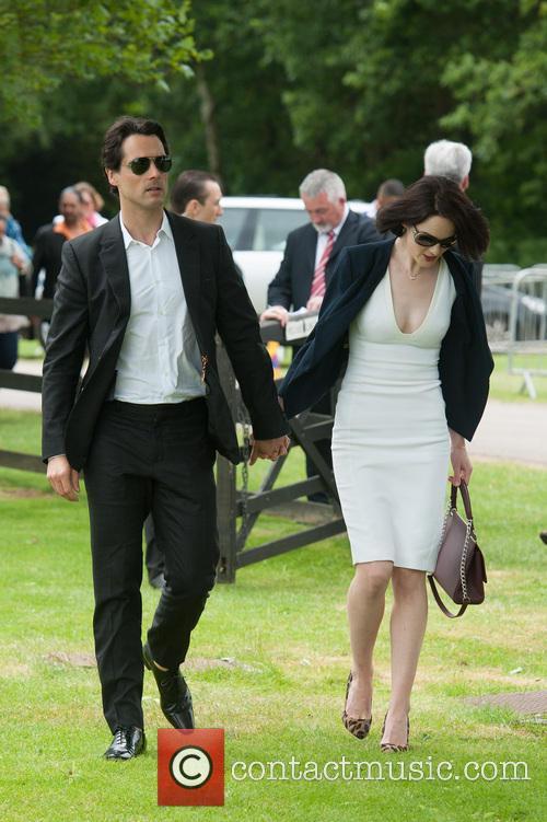 John Dineen and Michelle Dockery 2