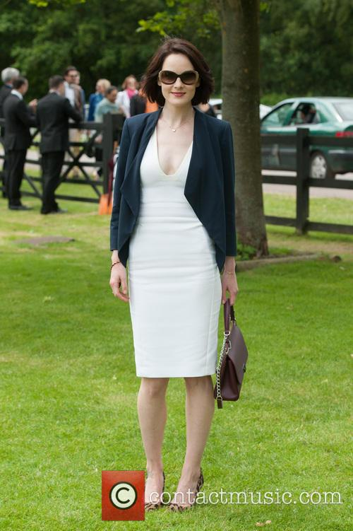 Michelle Dockery, Guards Polo Club