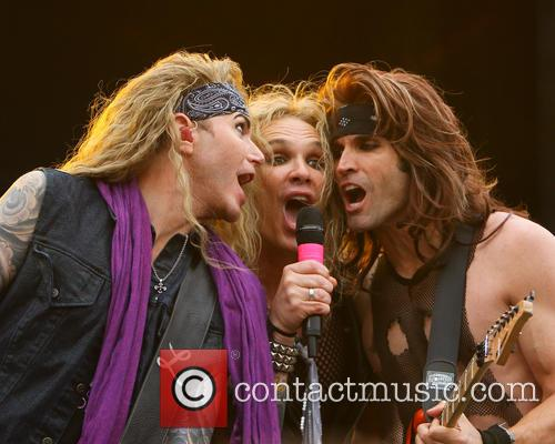 Michael Starr, Satchel and Lexxi Foxx