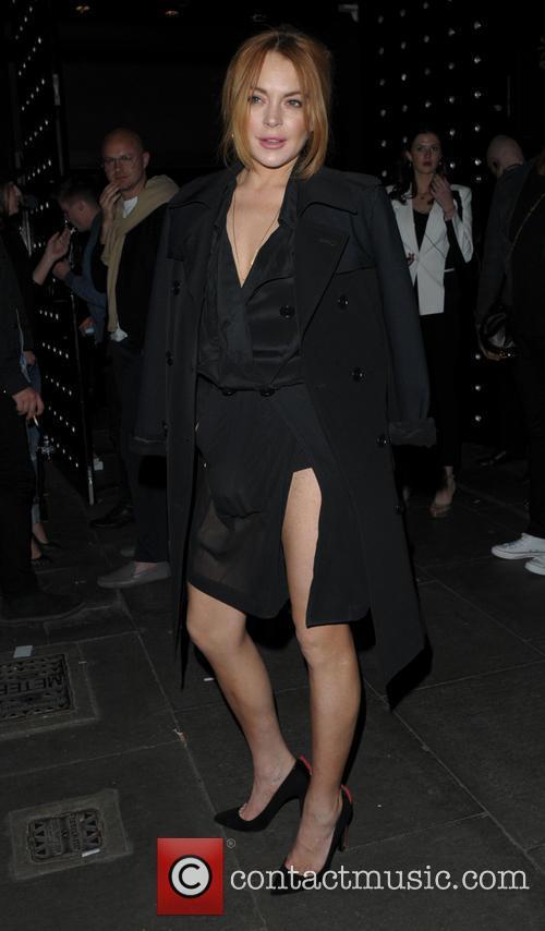 Lindsay Lohan, Embankment