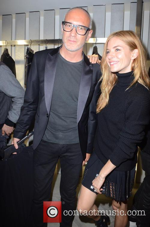 Sienna Miller and And Guest 5