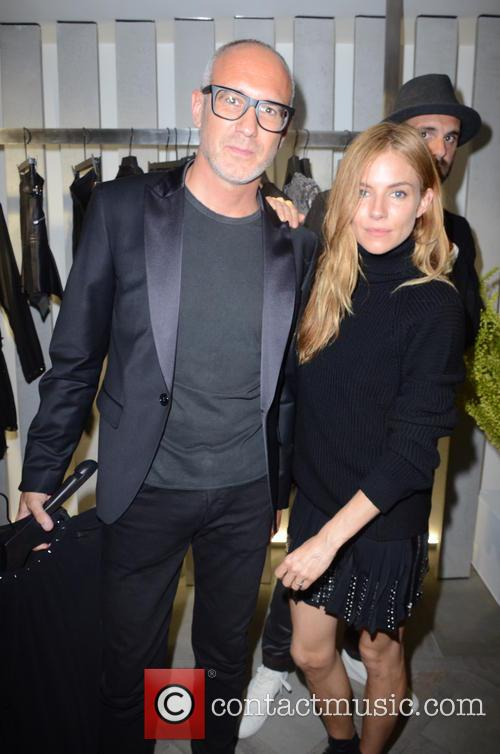 Sienna Miller and And Guest 7