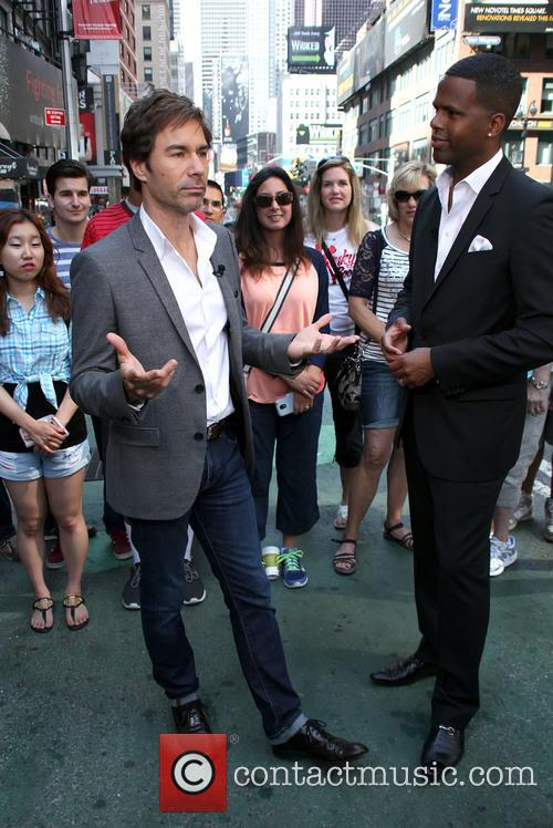 Eric Mccormack and A.j. Calloway 3