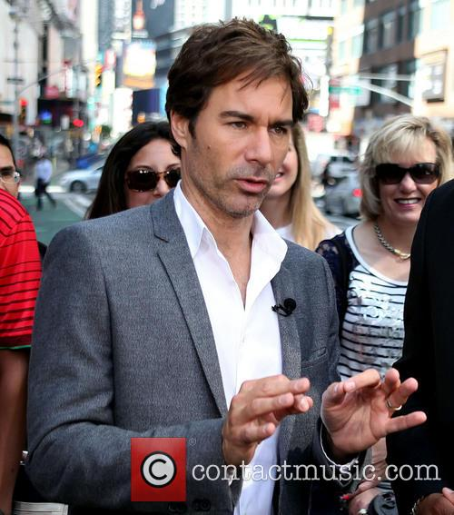 Eric Mccormack and A.j. Calloway 5