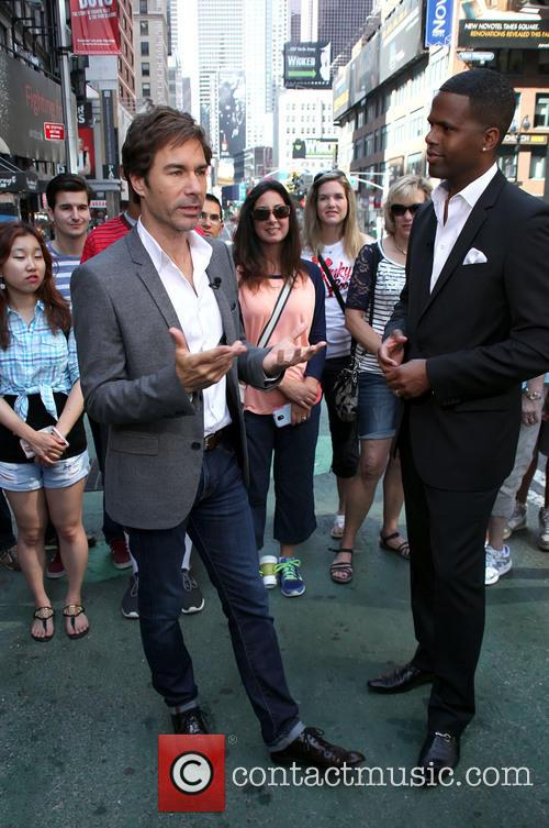 Eric Mccormack and A.j. Calloway 6