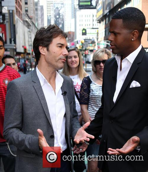 Eric Mccormack and A.j. Calloway 7