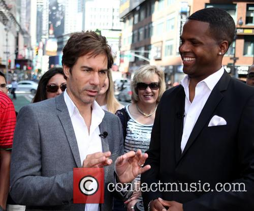 Eric Mccormack and A.j. Calloway 9