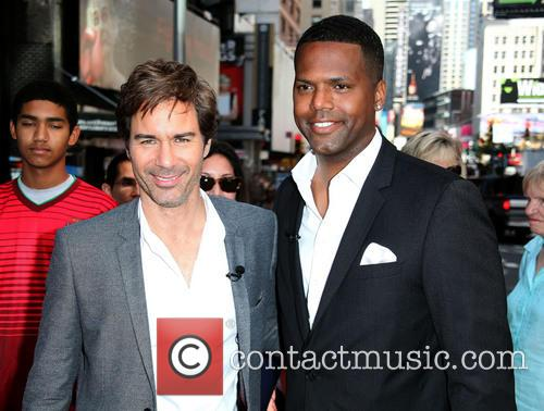 Eric Mccormack and A.j. Calloway 10