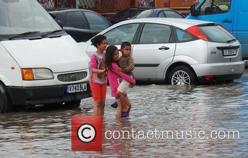 Bulgaria suffers severe flooding