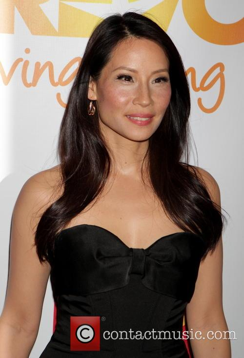 lucy liu the trevor projects 2014 trevorlive 4246537