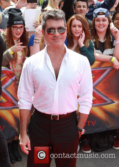 simon cowell x factor auditions manchester 4245913