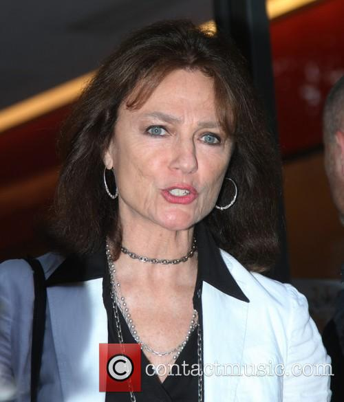 British actress Jacqueline Bisset attends the premiere of...