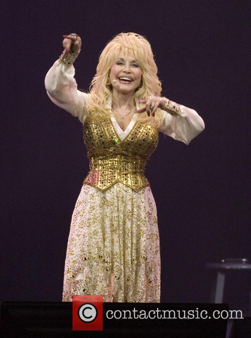 Dolly Parton headlines at The SSE Hydro in...