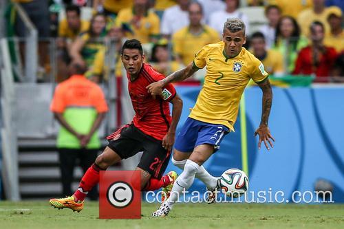 2014 FIFA World Cup - Brazil v Mexico