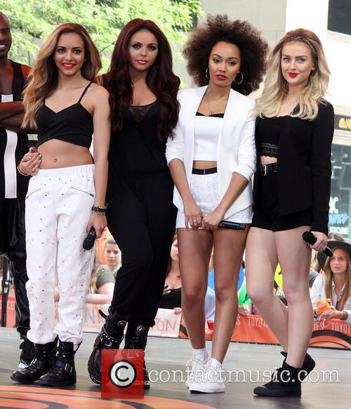 Perrie Edwards, Jesy Nelson, Leigh-anne Pinnock, Jade Thirlwall and Little Mix 6