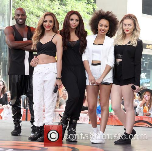 Perrie Edwards, Jesy Nelson, Leigh-anne Pinnock, Jade Thirlwall and Little Mix 8