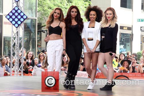 Perrie Edwards, Jesy Nelson, Leigh-anne Pinnock, Jade Thirlwall and Little Mix 10