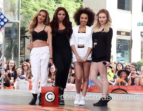 Perrie Edwards, Jesy Nelson, Leigh-anne Pinnock, Jade Thirlwall and Little Mix 11