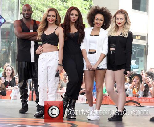 Perrie Edwards, Jesy Nelson, Leigh-Anne Pinnock, Jade Thirlwall and Little Mix 13