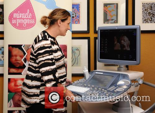 Sam Bailey at the launch of 'Miracle In...