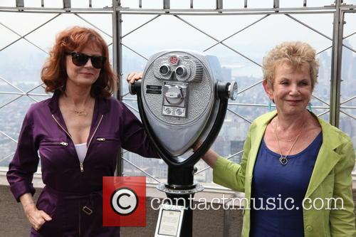 Susan Sarandon and Dena Hammerstein 7