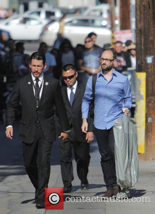 Jimmy Kimmel and Michael Stevens 2
