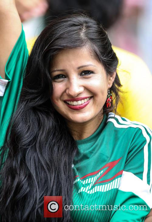 2014 FIFA World Cup - Group A match,...