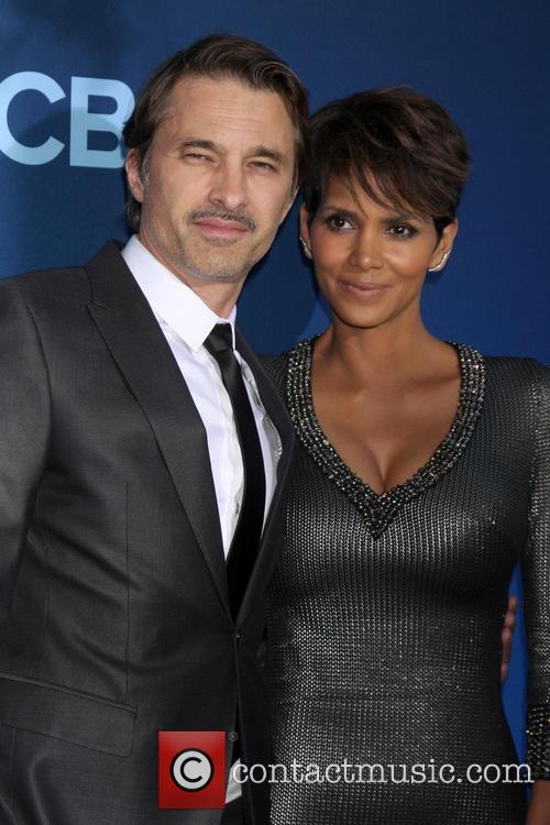 Olivier Martinez and Halle Berry 2