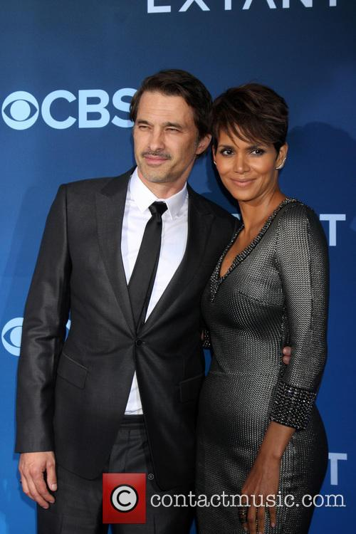 Olivier Martinez and Halle Berry 11