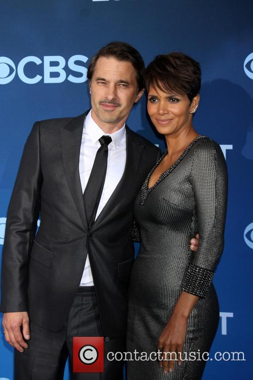 Olivier Martinez and Halle Berry 1