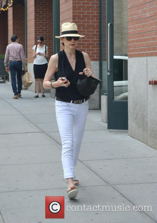 julianna margulies julianna margulies out and about 4247370