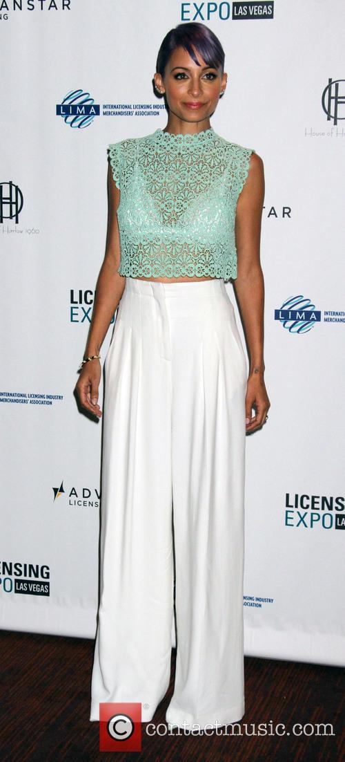 Nicole Richie Attends Licensing Expo 2014