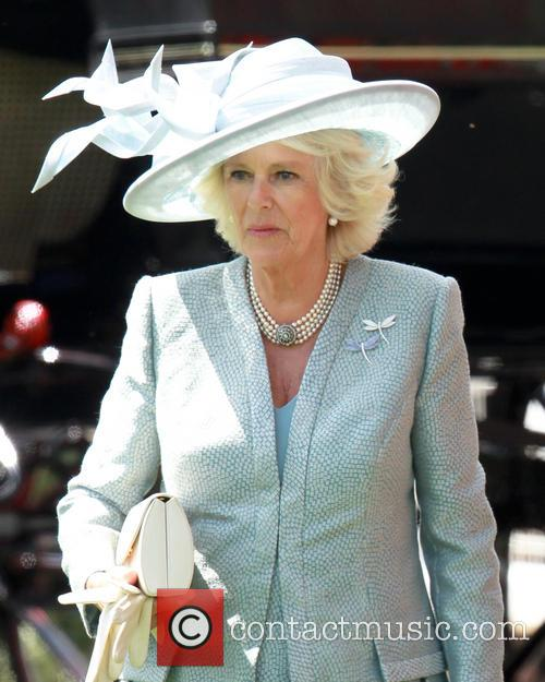 Camilla and Duchess Of Cornwall 7