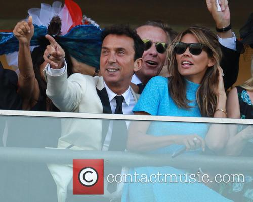 Danielle Lineker and Bruno Tonioli 8