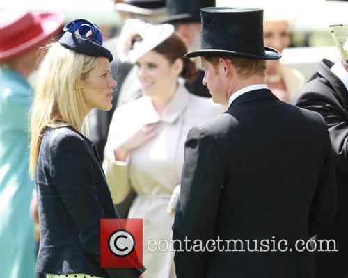 Prince Harry, Royal Ascot