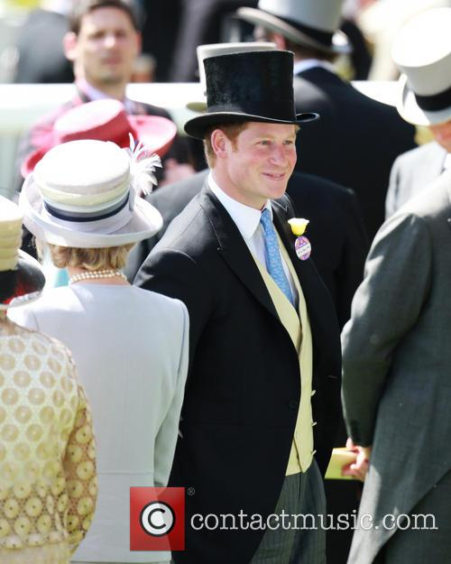 Prince Harry, Royal Ascot