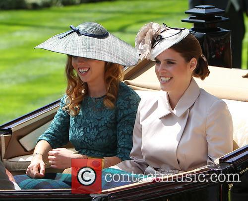 Princess Eugenie and Princess Beatrice 6
