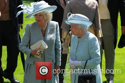 Queen Elizabeth II, Camilla, Duchess of Cornwall, Royal Ascot