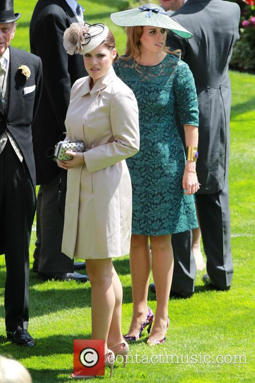 Princess Beatrice and Princess Eugenie 2