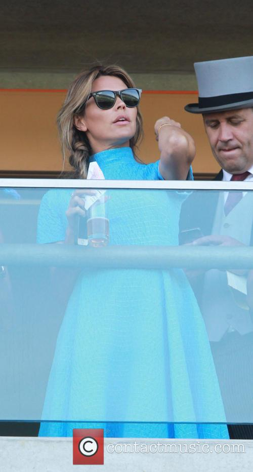 danielle lineker 2014 royal ascot atmosphere 4249457