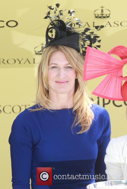stefanie graf 2014 royal ascot atmosphere 4249456